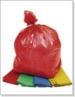 Coloured Bin Bags/Sacks 140grm